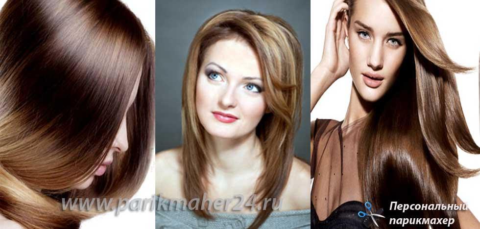 3d покраска волос фото